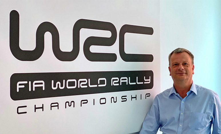 In conversation with WRC's Peter Thul