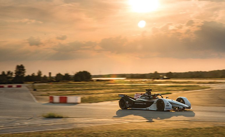 Formula E – A New Chapter in Porsche's Motorsport History