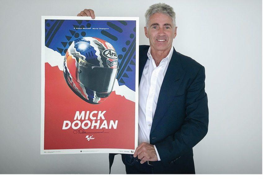 Mick Poster