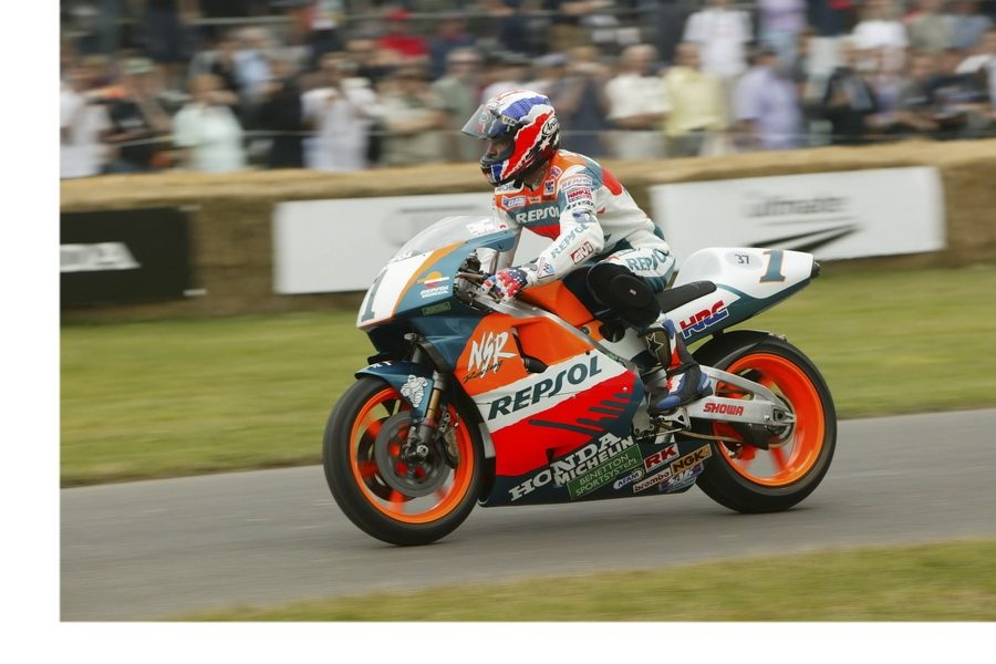 Mick Doohan - Goodwood FOS