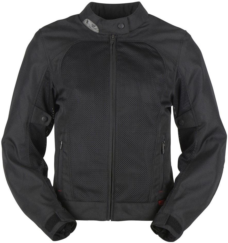 7f6b171fe Dámská letní moto bunda Furygan Genesis Mistral Lady Evo 2 - černá ...