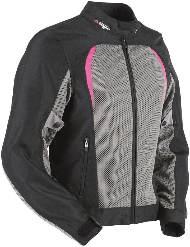 848776521 Dámská textilní bunda Furygan GENESIS MISTRAL EVO - černá/šedá ...