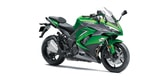 Kawasaki Z1000SX emerald blazed green