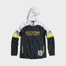 Pánská bunda Husqvarna FACTORY TEAM WINDBREAKER