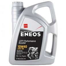 ENEOS Motorový olej ENEOS CITY Performance Scooter 10W-40 4l