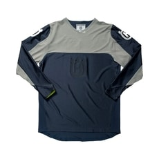 Dres Husqvarna Railed Shirt blue (modrá)