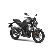 Honda CB300R matt axis grey metallic