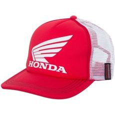 Kšiltovka Honda Trucker 19 red/white