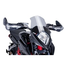 Puig 6437R Red Naked New Generation Windshield