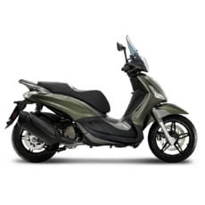 Piaggio Beverly S 350 ABS-ASR verde opaco
