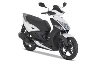 Kymco Agility City+ 125i CBS white