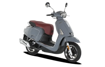Kymco Like II 125i grey