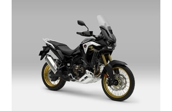 Honda CRF1100L Africa Twin Adventure Sports Darkness Black Metallic