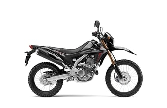 Honda CRF250L black