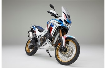 Honda CRF1100L Africa Twin Adventure Sports Pearl Glare White Tricolour