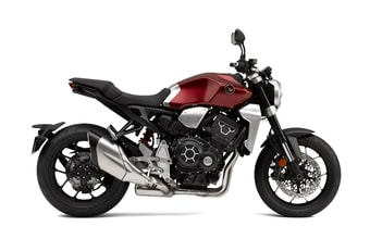Honda CB1000R Neo Sports Café candy chromosphere red