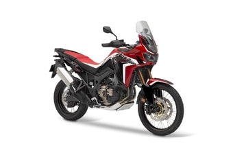 Honda CRF1000L Africa Twin grand prix red