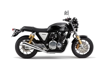 Honda CB1100RS graphite black