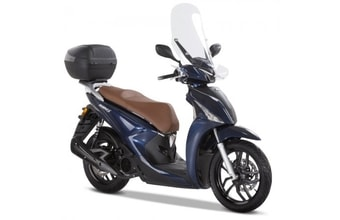 Kymco New People S 125i blue