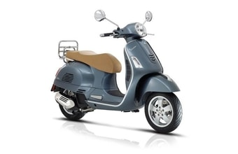 Vespa GTS 125ie ABS grey met
