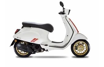 Vespa Sprint 125 RACING SIXTIES bianco