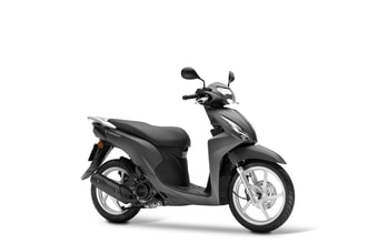 Honda Vision 110 matt carbonium grey metallic