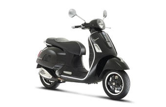 Vespa GTS 125ie Super ABS nero lucido