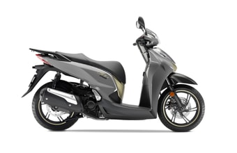 Honda SH300i air force grey