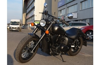 Honda Shadow VT750 bazar