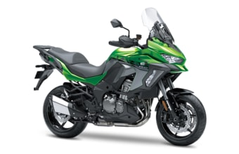 Kawasaki Versys 1000 emerald blazed green