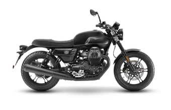 Moto Guzzi V7 III Stone Night Pack nero ruvido