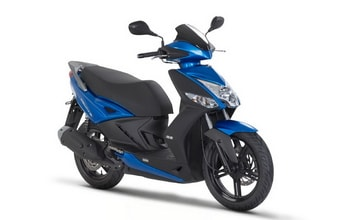 Kymco Agility City+ 125i CBS blue
