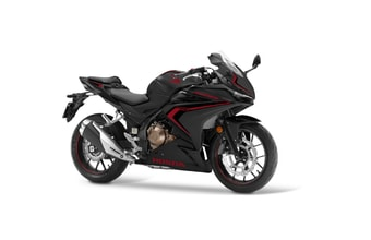 Honda CBR500R matt axis grey metallic