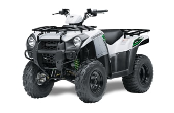 Kawasaki Brute Force 300 bright white