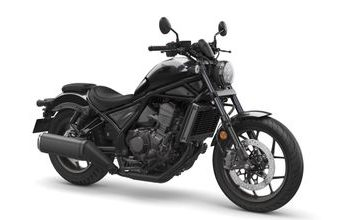 Honda CMX1100 Rebel gunmetal black metallic DCT