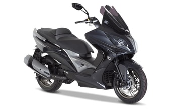 Kymco Xciting 400i ABS anthracite