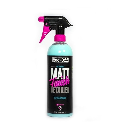 ČISTIČ NA MOTORKU MUC-OFF MATT FINISH DETAILER 750ML