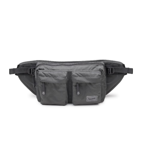 LEDVINKA VESPA WEEKEND FANNY PACK BLACK 3,5L