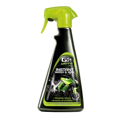 ČISTIČ GS27 INSTANT WASH&WAX 500ML