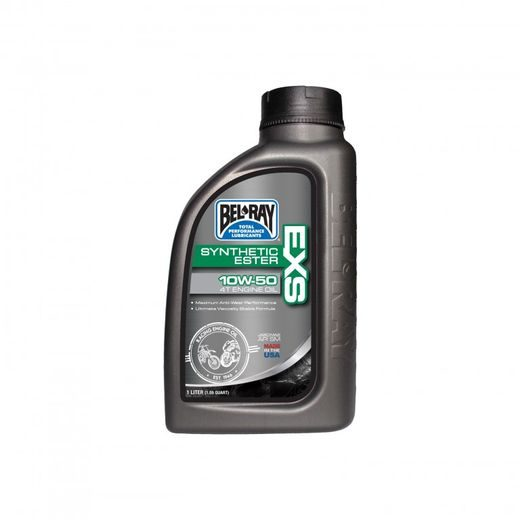 BEL-RAY MOTOROVÝ OLEJ BEL-RAY EXS FULL SYNTHETIC ESTER 4T 10W-50 1 L