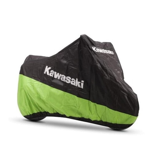 PLACHTA NA MOTORKU KAWASAKI BIKE COVER