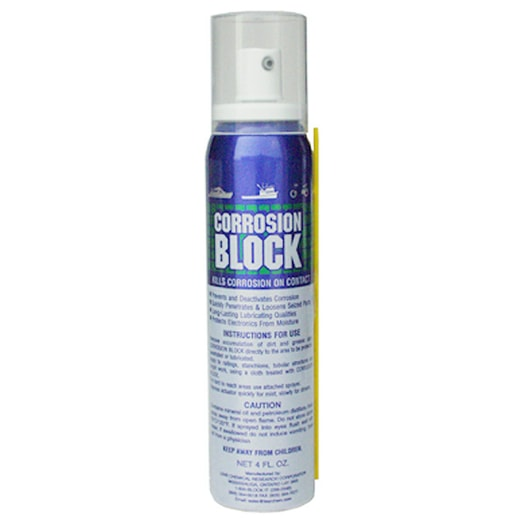 CORROSION BLOCK VE SPREJI 118ML