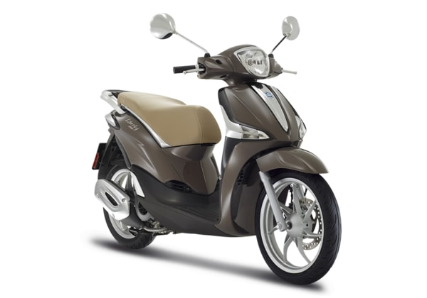 PIAGGIO LIBERTY 125 ABS MARRONE ETNA