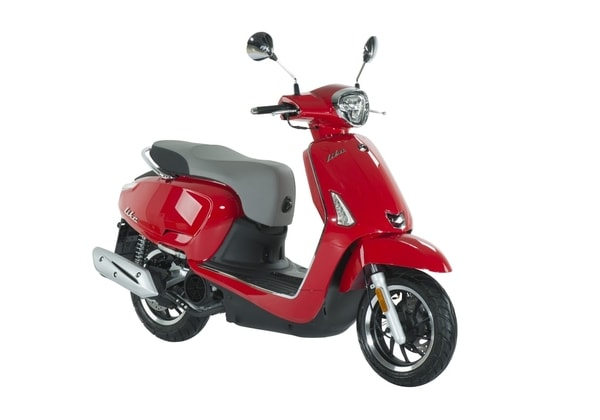 KYMCO LIKE II 125I RED