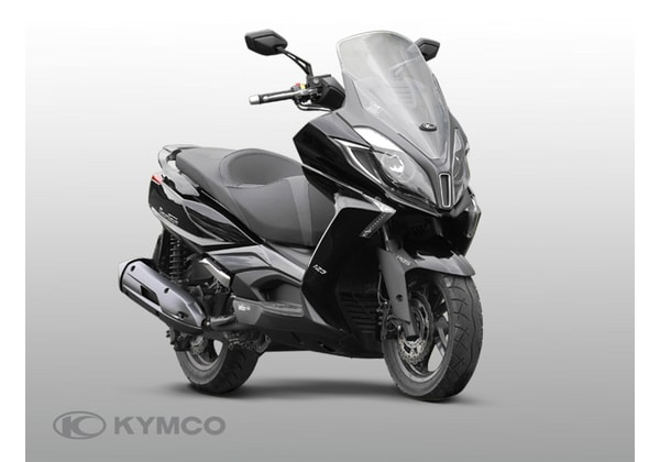 KYMCO NEW DOWNTOWN 125I BLACK