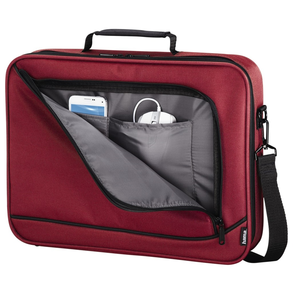 93ad2c3819 Hama sportsline Bordeaux taška na notebook
