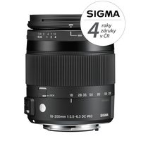 SIGMA 18-200/3.5-6.3 DC MACRO HSM Contemporary Sony A Mount