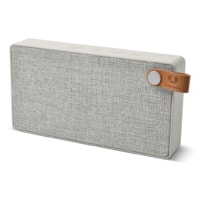 FRESH ´N REBEL Rockbox Slice Fabriq Edition Bluetooth reproduktor, Cloud, světle šedý