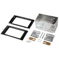 Hama double Din Radio Installation Kit for Ford Focus, black