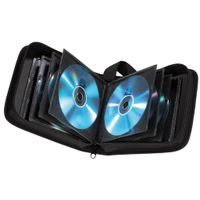 Hama CD-ROM Case Basic 40, black